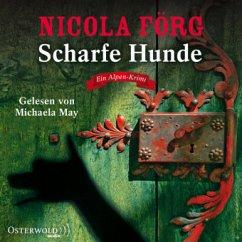 Scharfe Hunde / Kommissarin Irmi Mangold Bd.8 (5 Audio-CDs) - Förg, Nicola