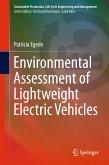 Environmental Assessment of Lightweight Electric Vehicles (eBook, PDF)