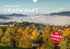 9783665568177 - Bücker, Heidi: Bundesgolddorf Grafschaft (Wandkalender 2017 DIN A4 quer) - کتاب
