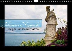 9783665566661 - Bartruff, Thomas: Johannes Nepomuk - Heiliger und Schutzpatron (Wandkalender 2017 DIN A4 quer) - کتاب