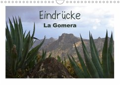 9783665566890 - Fotokullt: Eindrücke - La Gomera (Wandkalender 2017 DIN A4 quer) - Buch
