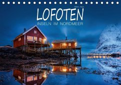 9783665568016 - Beyer, Stefan L.: Lofoten - Inseln im Nordmeer (Tischkalender 2017 DIN A5 quer) - کتاب