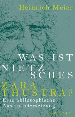 Was ist Nietzsches Zarathustra? - Meier, Heinrich