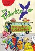 Klassenfahrt zum Geisterschiff / Die Tintenkleckser Bd.4