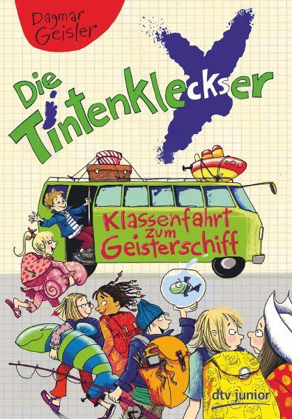 Buch-Reihe Die Tintenkleckser