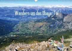 9783665567583 - Lemke, Edwin: Wandern um das Ubaye-Tal (Wandkalender 2017 DIN A3 quer) - Bok