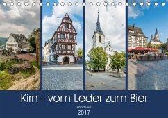 9783665567262 - Hess, Erhard: Kirn - vom Leder zum Bier (Tischkalender 2017 DIN A5 quer) - کتاب