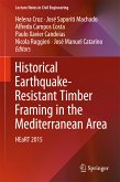 Historical Earthquake-Resistant Timber Framing in the Mediterranean Area (eBook, PDF)