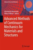 Advanced Methods of Continuum Mechanics for Materials and Structures (eBook, PDF)