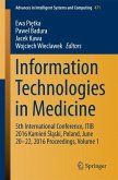 Information Technologies in Medicine (eBook, PDF)