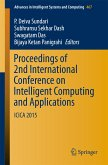 Proceedings of 2nd International Conference on Intelligent Computing and Applications (eBook, PDF)