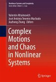 Complex Motions and Chaos in Nonlinear Systems (eBook, PDF)
