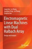 Electromagnetic Linear Machines with Dual Halbach Array (eBook, PDF)