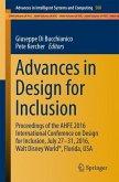 Advances in Design for Inclusion (eBook, PDF)