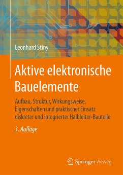 Aktive elektronische Bauelemente (eBook, PDF) - Stiny, Leonhard