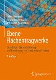 Ebene Flächentragwerke (eBook, PDF)