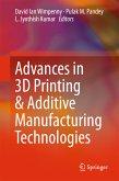 Advances in 3D Printing & Additive Manufacturing Technologies (eBook, PDF)