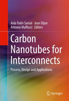 Carbon Nanotubes for Interconnects (eBook, PDF)