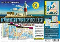 Info-Tafel-Set Küstenfunkstellen