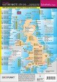 Küstenfunkstellen Vereinigtes Königreich, Info-Tafel