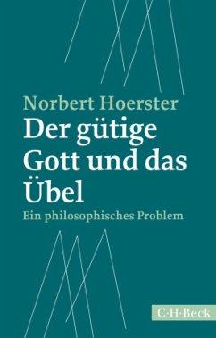 Der gütige Gott und das Übel - Hoerster, Norbert