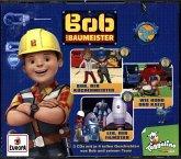 Bob der Baumeister, 3er Box, 3 Audio-CDs
