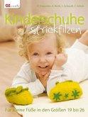 Kinderschuhe strickfilzen (Mängelexemplar)