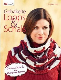 Gehäkelte Loops & Schals (Mängelexemplar)
