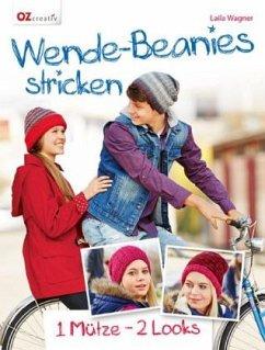 Wende-Beanies stricken (Mängelexemplar) - Wagner, Laila