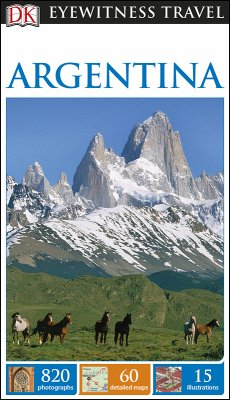 DK Eyewitness Travel Guide Argentina (eBook, PDF)