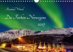 9783665569310 - Wittich, Reinhold: Die Farben Norwegens (Wandkalender 2017 DIN A4 quer) - Buch