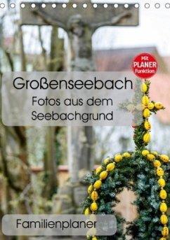 9783665568917 - N, N: Großenseebach - Fotos aus dem Seebachgrund (Tischkalender 2017 DIN A5 hoch) - Buch