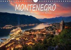 9783665569006 - Beyer, Stefan L.: Montenegro - Land der schwarzen Berge (Wandkalender 2017 DIN A4 quer) - کتاب