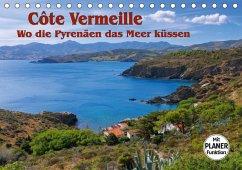 9783665569938 - LianeM: Cote Vermeille - Wo die Pyrenäen das Meer küssen (Tischkalender 2017 DIN A5 quer) - Buch