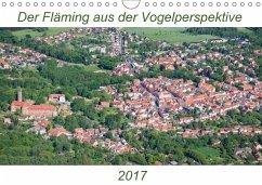 9783665569945 - Hagen, Mario: Der Fläming aus der Vogelperspektive (Wandkalender 2017 DIN A4 quer) - Buch