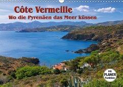 9783665569914 - LianeM: Cote Vermeille - Wo die Pyrenäen das Meer küssen (Wandkalender 2017 DIN A3 quer) - Buch