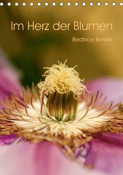 9783665569532 - Biewer, Beatrice: Im Herz der Blumen (Tischkalender 2017 DIN A5 hoch) - Buch