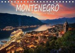 9783665569037 - Beyer, Stefan L.: Montenegro - Land der schwarzen Berge (Tischkalender 2017 DIN A5 quer) - Buch