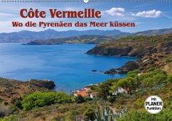 9783665569921 - LianeM: Cote Vermeille - Wo die Pyrenäen das Meer küssen (Wandkalender 2017 DIN A2 quer) - کتاب