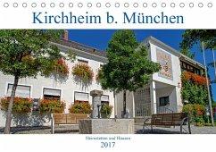 9783665569853 - Topel, Claudia: Kirchheim bei München (Tischkalender 2017 DIN A5 quer) - Buch