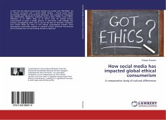 9783330000919 - Hussain, Waqas: How social media has impacted global ethical consumerism - Buch