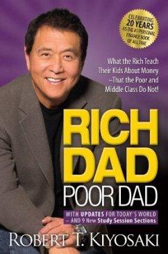 Rich Dad Poor Dad. 20th Anniversary Edition - Kiyosaki, Robert T.