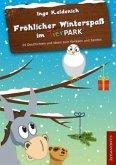 Fröhlicher Winterspaß im Tierpark