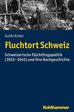 Fluchtort Schweiz - Koller, Guido
