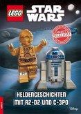LEGO® STAR WARS(TM). Heldengeschichten mit R2-D2 und C-3PO / LEGO Star Wars Bd.12