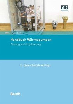 Handbuch Wärmepumpen - Bonin, Jürgen