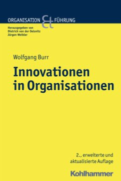 Innovationen in Organisationen - Burr, Wolfgang