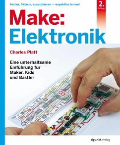 Make: Elektronik (eBook, PDF) - Platt, Charles