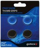 Precision Thumb Grips - PlayStation 4 (2x Blau / 2x Schwarz)