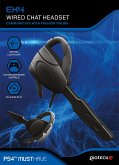 EX4 - Wired Chat Headset (PlayStation 4)